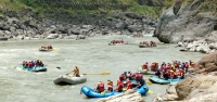 Starting Point for Rafting